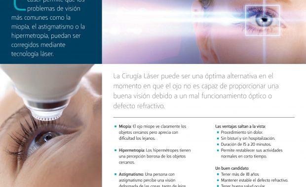 Tríptico - Oftalmología Especializada Oaxaca