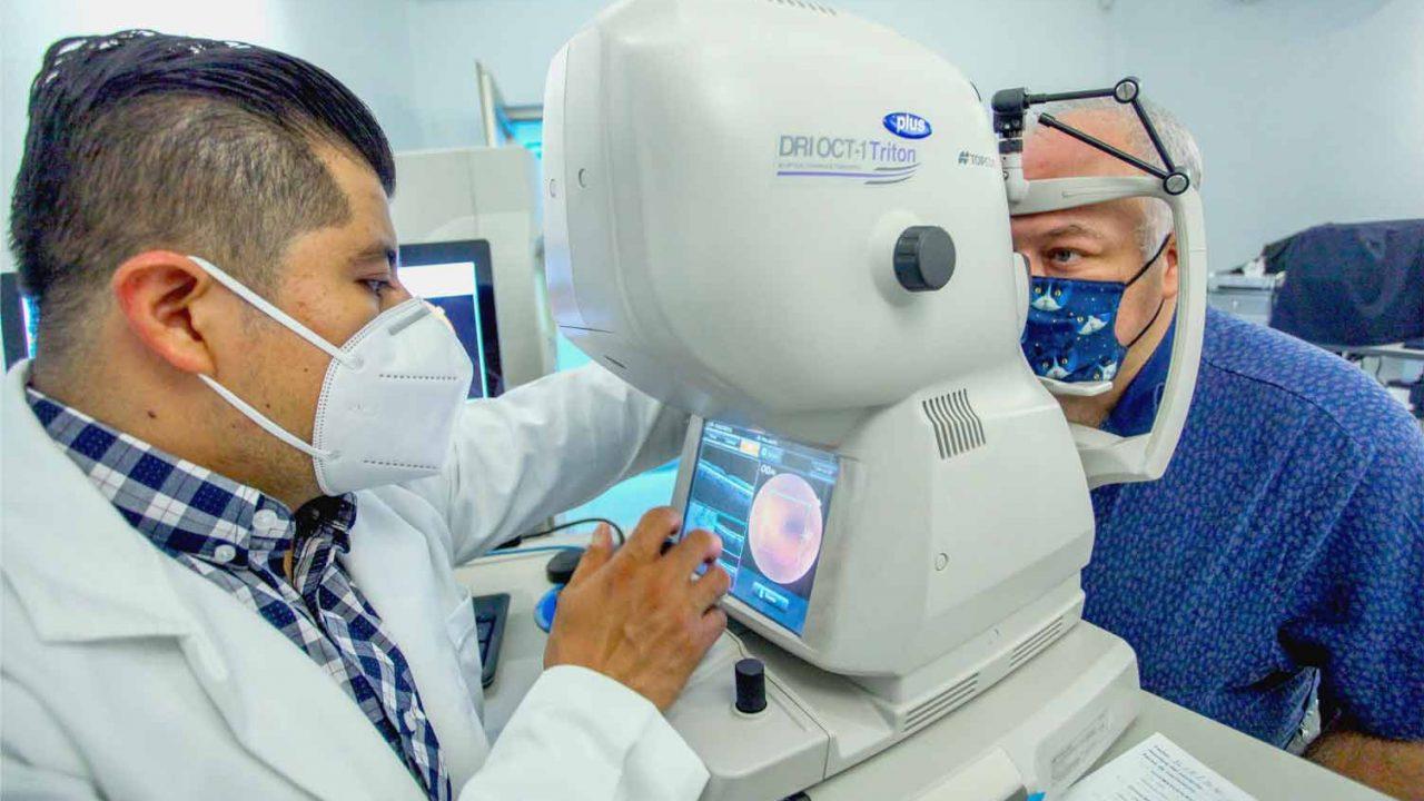 Estudios avanzados en condiciones y procedimientos Oftalmológicos