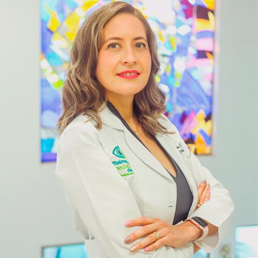 Dra. Fátima Padilla - Especialista en Cirugía Láser de Ojos en Oaxaca