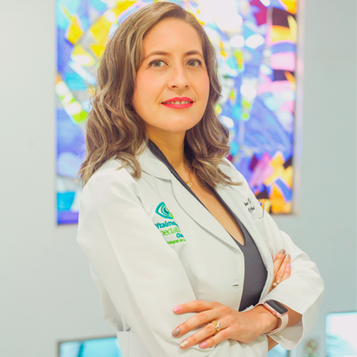 Dra. Fátima Padilla - Oftalmólogos en Oaxaca