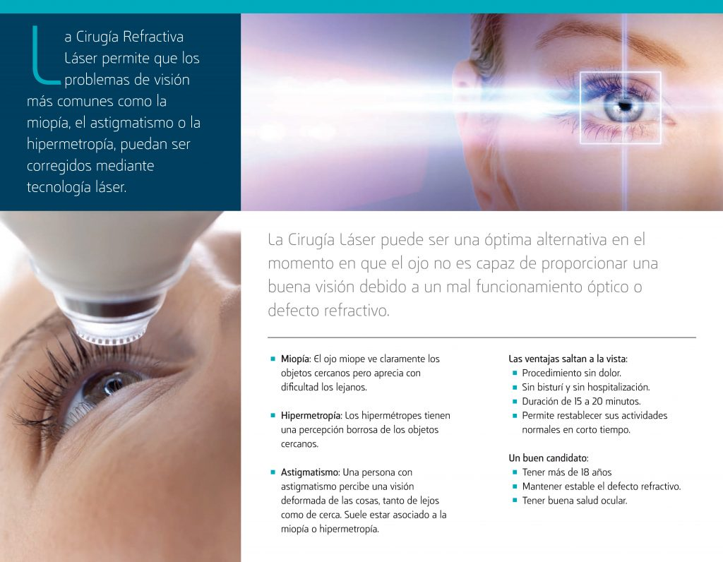 cirugia laser ojos oaxaca